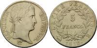 5 Francs 1812 B, Frankreich,  l.prägeschw., fein.Kr., poliert, vz+  290,00 EUR kostenloser Versand