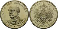 Medaille o.J., Deutschland, Bismarck-Thaler, PP  9,00 EUR  zzgl. 6,40 EUR Versand