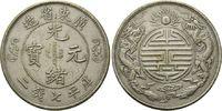Tael um 1888, China, Ching Dynastie, Kaiser Huang Hsü, 1875-1908, Provi... 98,00 EUR kostenloser Versand