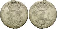 24 Skilling 1745, Norwegen,  Broschierspur, f.ss  30,00 EUR kostenloser Versand