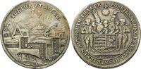Ausbeutetaler 1698, Henneberg, Galvano, ss  425,00 EUR kostenloser Versand