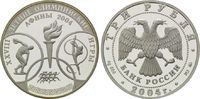 3 Rubel 2004, Russland, Olympia 2004 in Athen, PP  40,00 EUR kostenloser Versand