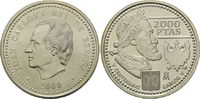 2000 Peseten 2000, Spanien,  PP  25,00 EUR kostenloser Versand