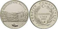 10000000 Lira 2001, Türkei, Bogazici'nde Yalilar, PP  55,00 EUR kostenloser Versand
