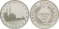 4000000 Lira 1999, Türkei, Bosporus, PP  45,00 EUR kostenloser Versand