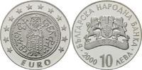 10 Lewa 2000, Bulgarien, Zar Theodor Svetoslav, PP  29,00 EUR kostenloser Versand