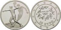 10 Euro 2004, Griechenland, Olympische Sommerspiele 2004 in Athen - Dis... 22,00 EUR kostenloser Versand
