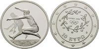 10 Euro 2004, Griechenland, Olympische Sommerspiele 2004 in Athen - Wei... 22,00 EUR kostenloser Versand