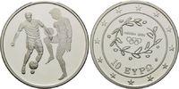 10 Euro 2004, Griechenland, Olympische Sommerspiele 2004 in Athen - Fuß... 22,00 EUR kostenloser Versand