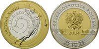 10 Zloty 2004, Polen, Olympischen Sommerspiele 2004 in Athen, PP/st  14,00 EUR kostenloser Versand