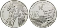 1,5 Euro 2003, Frankreich, Olympischen Sommerspiele 2004 in Athen, PP  16,00 EUR kostenloser Versand