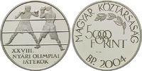 5000 Forint 2004, Ungarn, Olympische Sommerspiele 2004 in Athen, PP  29,00 EUR kostenloser Versand
