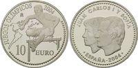 10 Euro 2004, Spanien, Olympischen Sommerspiele 2004 in Athen, PP  22,00 EUR kostenloser Versand
