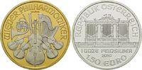 1,5 Euro 2010, Österreich, Wiener Philharmoniker, Teilvergoldet und -rh... 45,00 EUR kostenloser Versand