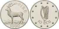 10 Ecu 1990, Irland, Irische Präsidentschaft im Europäischen Rat, Orig.... 35,00 EUR kostenloser Versand