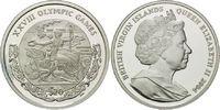 20 Dollars 2004, Jungferninseln, Olympische Spiele in Athen 2004, Etui,... 65,00 EUR kostenloser Versand
