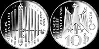 10 Euro 2014, Deutschland, 300 Jahre Fahrenheit-Skala, Folder, PP  36,00 EUR kostenloser Versand