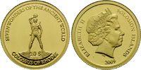 10 Dollars 2009, Salomonen, Sieben Wunder der Antike - Koloss von Rhodo... 49,00 EUR kostenloser Versand