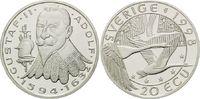 20 Ecu 1998, Schweden, Gustav II. Adolf von Schweden, 1594-1632, PP  22,00 EUR kostenloser Versand