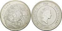 2 Dollars 2012, Fidschi, Schildkröte, st  36,00 EUR kostenloser Versand