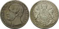Vereinstaler 1866, Hannover, Georg V., 1851-1866, Fassungsspuren, s-ss  45,00 EUR kostenloser Versand