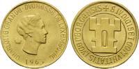 20 Francs 1963, Luxemburg, 1000-jähriges Bestehen Luxemburgs, Felder be... 315,00 EUR kostenloser Versand