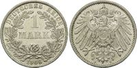 Mark 1906 A, Kaiserreich, Kleinmünze, vz-st  65,00 EUR kostenloser Versand