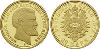 20 Mark 1875/NP 2003, Reuss, Heinrich XXII., 1859-1902, Nachprägung, Co... 99,00 EUR kostenloser Versand