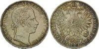 Florin 1858 A, Österreich, Franz Joseph I., 1848-1916, winz.Rdf., fein.... 16,00 EUR kostenloser Versand