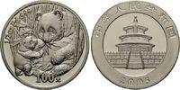 100 Yuan 2005, China, Panda, Orig.-Etui, Zertifikat, PP  895,00 EUR kostenloser Versand