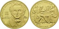 500 Schilling 1997, Österreich, Franz Schubert, PP, gekapselt im Etui m... 375,00 EUR kostenloser Versand
