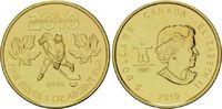 5 Dollars, 2010, Kanada, Olympische Winterspiele 2010 in Vancouver, ver... 27,00 EUR kostenloser Versand
