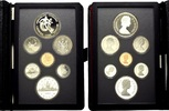KMS 1983, Kanada, Royal Canadian Mint Proof-Set mit 1 Dollar Universiad... 19,95 EUR kostenloser Versand