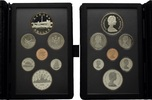 KMS 1984, Kanada, Royal Canadian Mint Proof-Set mit 1 Dollar 150 J. Tor... 19,95 EUR kostenloser Versand