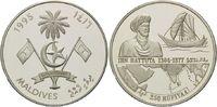 250 Rupien 1995, Malediven, Mohammed bin Battuta , Entdecker 1304-1377,... 35,00 EUR kostenloser Versand