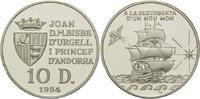 10 Diners 1994, Andorra, Geschichte der Seefahrt - Segelschiff, PP  26,00 EUR kostenloser Versand