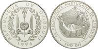 100 Francs 1996, Dschibuti, Geschichte der Seefahrt - Segelschiff 'Kara... 29,00 EUR kostenloser Versand