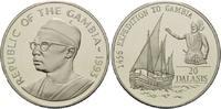 20 Dalasis 1993, Gambia, Geschichte der Seefahrt - Heinrich der Seefahr... 29,00 EUR kostenloser Versand