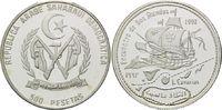 500 Pesetas 1992, Sahara, 500 Jahre Entdeckung Amerikas, Karavelle über... 29,00 EUR kostenloser Versand