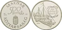 500 Forint 1993, Ungarn, Alte Donau Dampfschiffe - Raddampfer Apad, off... 28,00 EUR kostenloser Versand