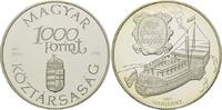 1000 Forint 1994, Ungarn, Alte Donau Dampfschiffe - Raddampfer Hableány... 28,00 EUR kostenloser Versand