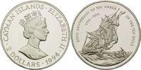 2 Dollars 1994, Kaiman Inseln, 200. Jahrestag des Untergangs der Zehn S... 29,00 EUR kostenloser Versand
