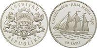 "10 Latu 1995, Lettland, Gaffelschoner ""Julia Maria"", PP  38,00 EUR kostenloser Versand"