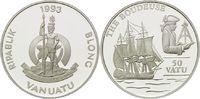 50 Vatu 1993, Vanuatu, Geschichte der Seefahrt - Fregatte 'La Boudeuse'... 26,00 EUR kostenloser Versand