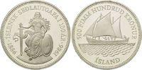 50 Vatu 1986, Island, 100 Jahre isländische Banknoten, Segelschiff Fjal... 80,00 EUR kostenloser Versand