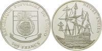 500 Francs 1991, Kongo V.R., Geschichte der Seefahrt, Galeone, offene PP  24,00 EUR kostenloser Versand