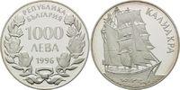 1000 Leva 1996, Bulgarien, Geschichte der Seefahrt - Barkentine 'Kaliak... 24,00 EUR kostenloser Versand