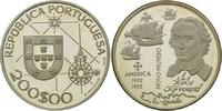 200 Escudos 1992, Portugal, 500 Jahre Entdeckung Amerikas - Kolumbus mi... 26,00 EUR kostenloser Versand
