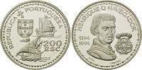 200 Escudos 1994, Portugal, Heinrich der Seefahrer 1394, offene PP  24,00 EUR kostenloser Versand