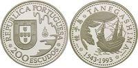 200 Escudos 1993, Portugal, Zeitalter der portugiesischen Entdeckungen ... 26,00 EUR kostenloser Versand